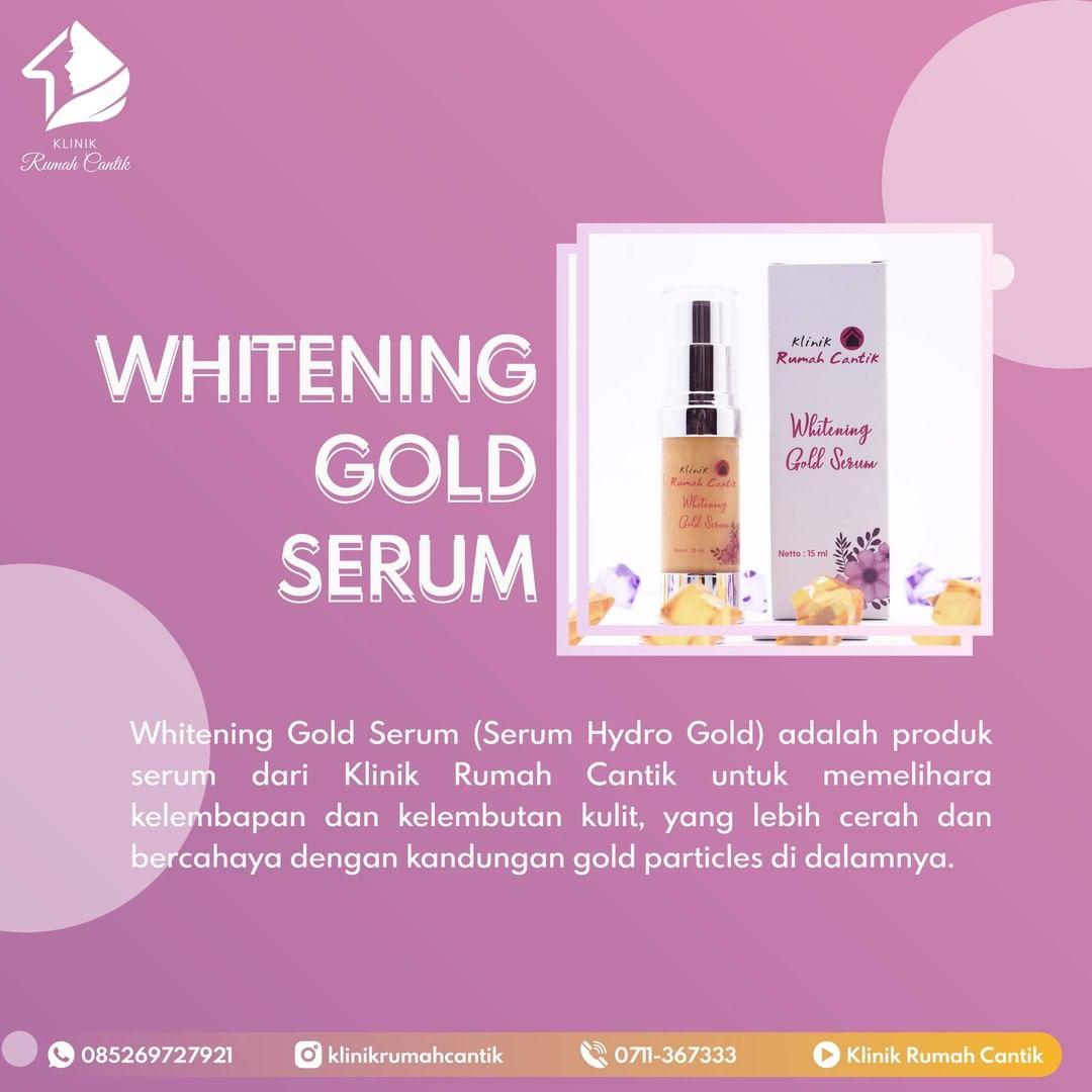Whitening Gold Serum